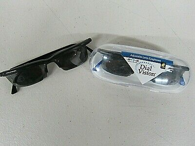 Dial Vision Sunglasses Adjustable Lenses As Seen on TV 01511-SUN