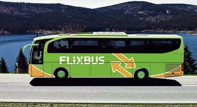 4x1Flixbus Coupon/Sconto kupon rabbatt 3euro Invio Immediato