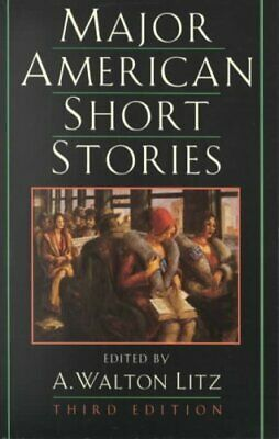 Major American Short Stories by A. Walton Litz 9780195078992 | Brand New