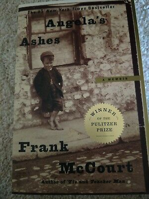 Angelas Ashes By Frank McCourt