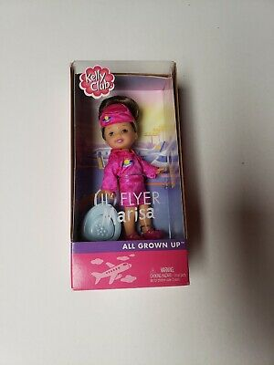 A052 NOS Lil Flyer Marisa Kelly Club All Grown Up 2002 Barbie Mattel
