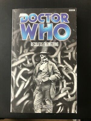 Doctor Who - Reckless Engineering by Nick Walters (PB, 2003) Very Good Condition