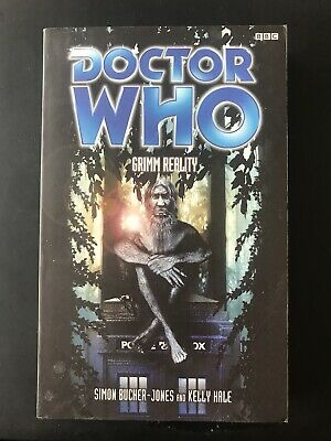 Doctor Who - Grimm Reality by Simon Bucher-Jones and Kelly Hale (PB, 2001) GC!