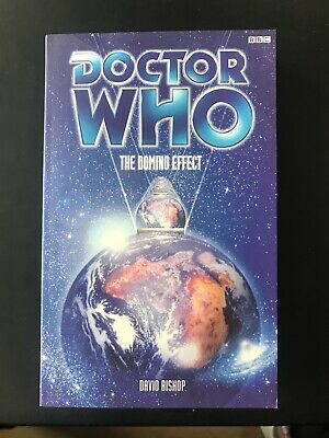 Doctor Who - The Domino Effect by David Bishop (PB, 2003) Very Good Condition