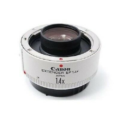 USED Canon EF 1.4X Extender Excellent FREE SHIPPING