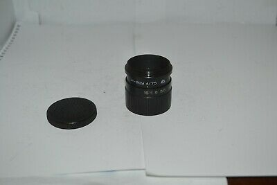 The lens Industar-90U 4/75 M = 39 for