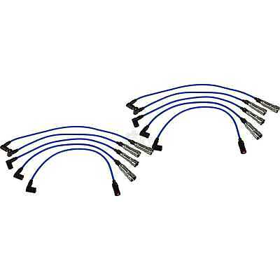 2x Original SCT Zündkabelsatz Zuendkabel PS 61149 Ignition Wire Set