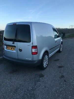 Vw Caddy 1.9 TDI PD C20 Panel Van 4dr (05 - 11)