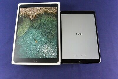 """Apple iPad Pro 2nd Gen 64GB, Wi-Fi, 10.5"""" Space Grey/Boxed,  DR357"""