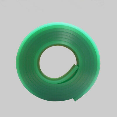 70 duro durometer 12FT / 144 inch  silk screen printing squeegee blade - Green