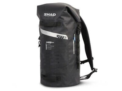 SHAD 100% Waterproof SW38 Backpack / Tail Bag- X0SW38