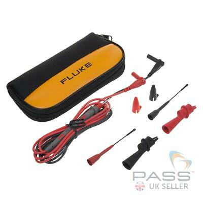 Genuine Fluke TL80A-1 Basic Electronic Test Lead Set / UK Stock