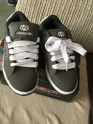 Heelys Size 7 Worn Once Or Twice So Excellent Con With Box