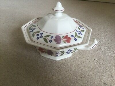 Adams Old Colonial china vegetable dish