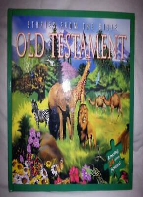 Stories From The Bible, Old Testament Jigsaw Book-