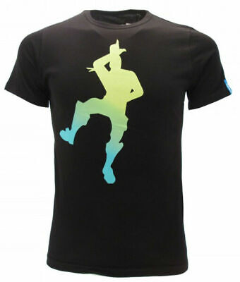 T-Shirt Originale Fortnite Epic Games ufficiale TAKE THE L fluo bimbo ragazzo