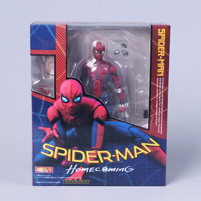 2019 SHF Movable Spider-Man Homecoming Spiderman Figure Collectible Model Toy