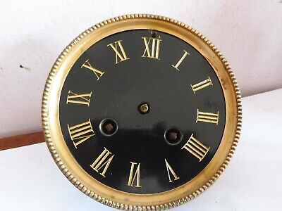 ANTIQUE FRENCH SAMUEL MARTI CLOCK MOVEMENT .MARKED MEDAIL DE BRONZE No 3190