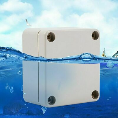 IP66 Small Waterproof Weatherproof Junction Box Plastic Electric Enclosure Case
