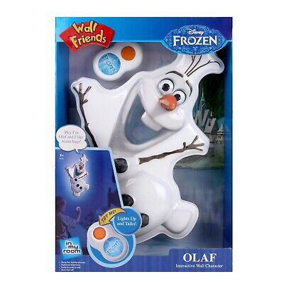 Disney Official Frozen Olaf Talking Room Light (NS4886)