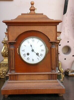 Antique beautiful mantle clock