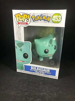 Funko Pokemon Bulbasaur Pop Vinyl Figure #453