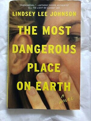 The Most Dangerous Place on Earth : A Novel by Lindsey Lee Johnson (2017,...
