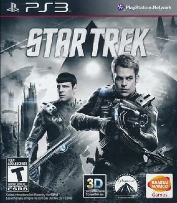 Star Trek: The Game PS3 Complete NM Play Station 3, video games