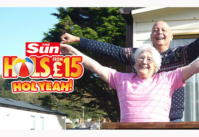 Sun Holidays Booking Codes £15 UK ALL 5 Token Code words, fast response.