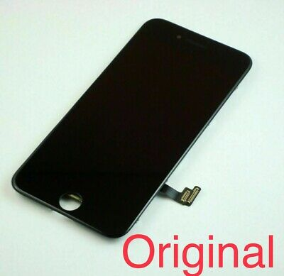 100% Original Apple iphone 8 Display  LCD 4,7 Schwarz Black Refurbished