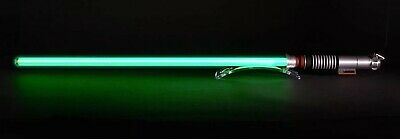 Star Wars Hasbro Luke Skywalker Force FX Lightsaber Return of the Jedi Green