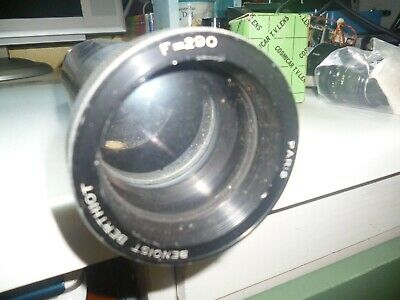 35mm Paris projector lens F 290