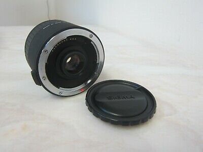 Sigma APO Tele converter 2x EX for Canon AF from JAPAN Camera Lens