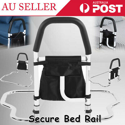 AU Safety Bed Rail stainless steel Bed Rail Safety Fall Prevention Aid Handrail