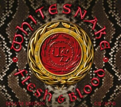 FLESH & BLOOD (DELUXE EDITION/2CD)