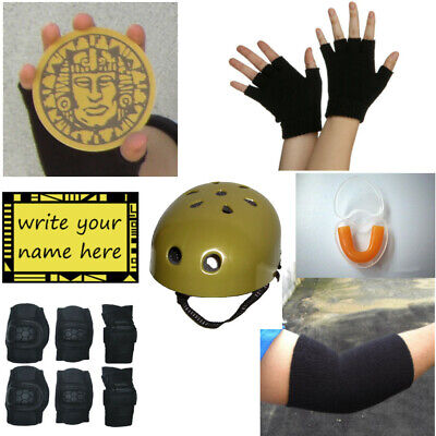 Legends Of The Hidden Temple Accessories (Choose Your Product) Costume