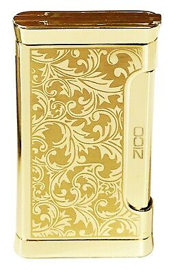 Zico ZD-57 Electric Windproof Rechargeable Torch Lighter Best for Gift US Seller