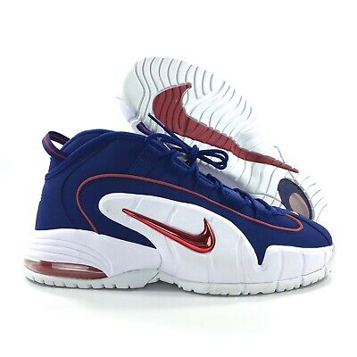 b51a71099f Nike Air Max Penny 1 Lil Penny Royal Blue Red White 685153-400 Men's 8.5