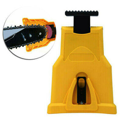USA Chainsaw Teeth Sharpener PowerSharp Bar-Mount Chainsaw Chain Sharpening