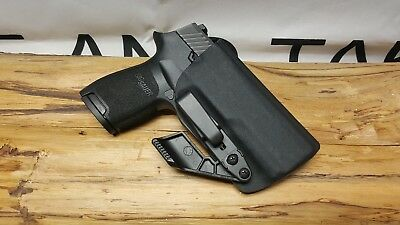 FDE KYDEX IWB Holster for SIG P320 Compact Appendix Draw - $42 35