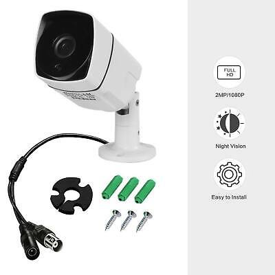 Dome Cctv Ahd Camera Hd Indoor Colour Night Vision Home Security Starlight Cam