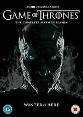 Game of Thrones Season 7 DVD Box Set New & Sealed Region 2 Fast & Free Delivery
