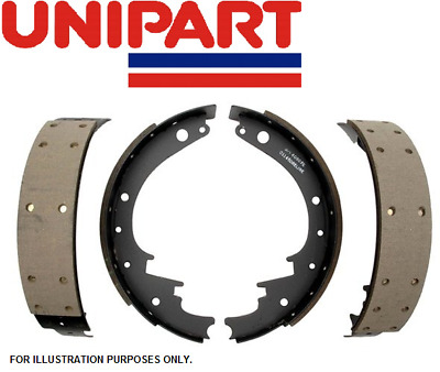 Honda HR-V GH23//GH47 1.6i V-tec SUV 4WD 122 Rear Brake Shoes 220mm