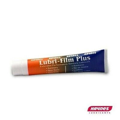 HAYNES 1oz LUBRI-FILM GEL HALAL for ice cream and slush machines,   Free P&p UK