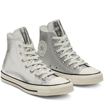 CONVERSE ALL STAR GLITTER Basse Chuck Taylor Hi Canvas