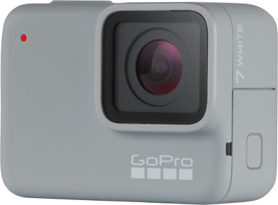 GoPro HERO 7 WHITE Action-Cam - 10MP - 1080P60FPS HD - Touchscreen