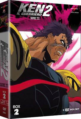Ken Il Guerriero - Serie 02 Vol. 2 (5 Dvd) YAMATO VIDEO