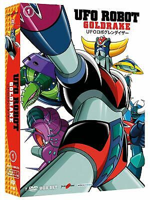 Ufo Robot Goldrake Vol. 1 (7 Dvd) YAMATO VIDEO