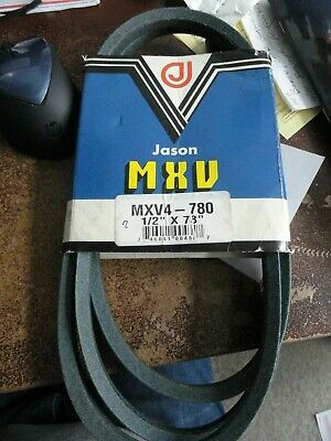 "Jason Goodyear Gates Hvy Dty Aramid V-Belt MXV4-830 84830 6883 1//2/"" x 83/"""