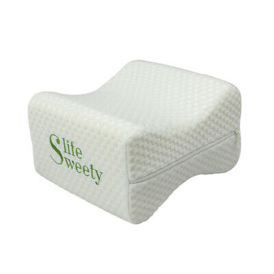 Comfort Memory Foam Pillow Hip Cushion Support Side Sleepers Leg Knee Pillow